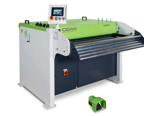 Cidan compact cut to length line